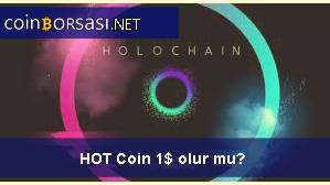 Hot coin (Holo token) analiz ve yorumları