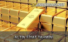 Altın Fiyat Tahmini