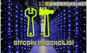 Evde Bitcoin Madenciliği