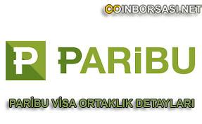 Paribu Visa Kripto Para Ortaklığı