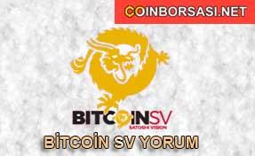 Bitcoin Sv Yorum